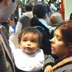 Colas de pacientes en los hospitales argentinos