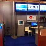 Stand IDM en Expo Retail 2012