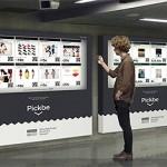 Shopping en el metro de Barcelona